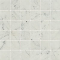 STPCL2BIC22MO-P - Classic 2.0 Mosaic - Bianco Carrara