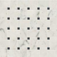 STPCL2BICBASMO-P - Classic 2.0 Mosaic - Bianco Carrara