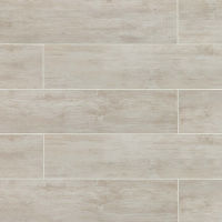 TCRWR26B - River Wood Tile - Blanc