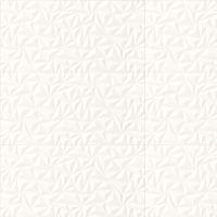 ATLSHAANGWHI1632M - Shape Tile - White