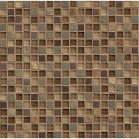 GLSELM5858-CN - Elume Mosaic - Chestnut
