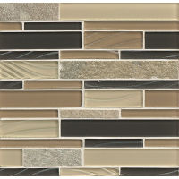 GLSELMLNR-BW - Elume Mosaic - Boardwalk