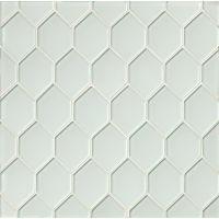 GLSMALWHLART - Mallorca Glass Mosaic - White Linen