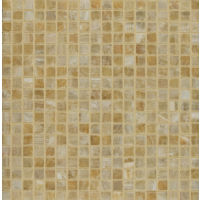 MARHONYX15MMP - Honey Onyx Mosaic - Honey Onyx