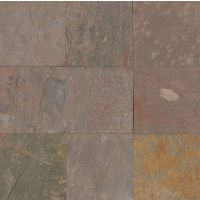 SLTMUTCOL1616G - Rajah Multicolor Tile - Rajah Multicolor