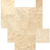 TRVVENCRM1624UBS - Venetian Creme Tile - Venetian Creme