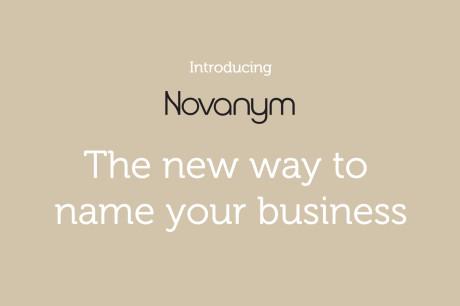 Novanym - our new brand name shop