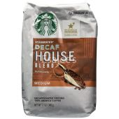 Starbucks Decaf House Blend Ground Coffee