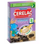 Nestlé Cerelac Oats Wheat & Prunes Infant Cereal With Milk From 8 Months