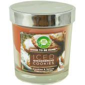 Air Wick Scented Candle Iced Cookies And Spices