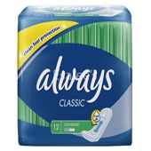 Always Classic Standard Sanitary Pads