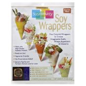 Yama Moto Yama Assorted Soy Wrapper Full Sheet