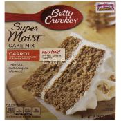 Betty Crocker  Bc Cake Mix (Carrot) 432g