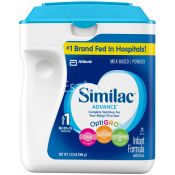 Similac Advance Complete Nutrition Baby Milk Infant Formula - Stage 1 - Birth 12 Months