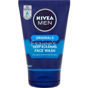 Nivea Men Originals Refreshing Face Wash