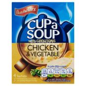 Bulwark  Soups Cup A Soup Chicken & Vegetable