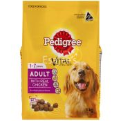 Pedigree Vital Protection Dry Adult With Chicken Dog Food