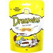 Dreamies With Cheese Cat Food