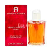 Etienne Aigner Private Number Eau De Toilette Spray For Women