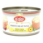 Alalali  White Meat In Sunflower Oil