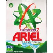 Ariel Concentrated Green Front Load Washing Powder
