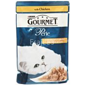 Gourmet Perle With Chicken Mini Fillets In Gravy Pouch
