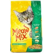 Meow Mix Cat Food Indoor Formula