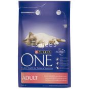 Purina One Adult Salmon Cat Food
