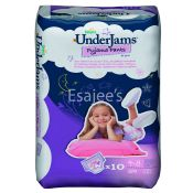 Pampers Under Jams Pumpers For Girls
