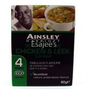 Ainsley  Soups Chicken