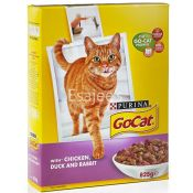Purina  Go Cat Chiken Duck And Rabbit