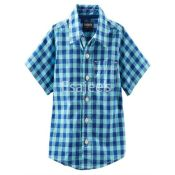 Oshkosh Bgosh Little Boys Plaid Poplin Shirt