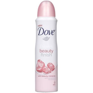Dove Beauty Finish Body Spray