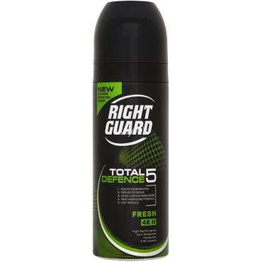 Right Guard Total Defence 5 Fresh Anti-Perspirant Deodorant