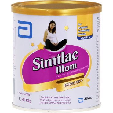 Similac Milk Mom Immunify
