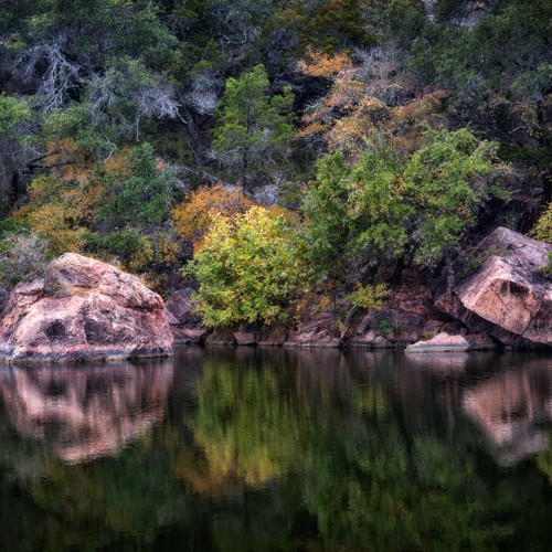 Inks Lake Campground