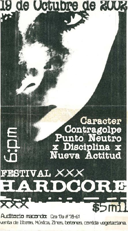 Festival Hardcore - 19/10/02