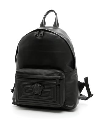 Maze Quilt Nappa Palazzo Backpack