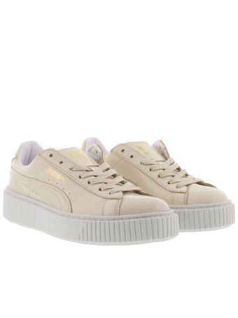 Puma Basket Platform Sneakers