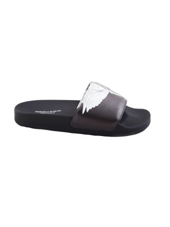 Marcelo Burlon Aike Sliders
