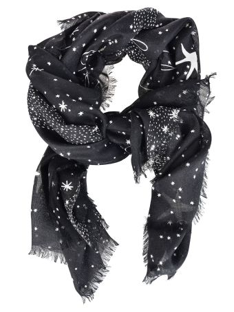 Dior Aquarius Scarf