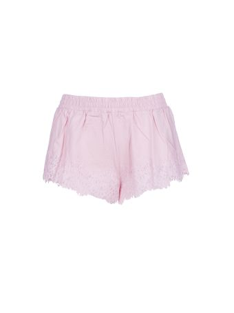 Puma Fenty By Rihanna Lace Trim Sleepwear Shorts