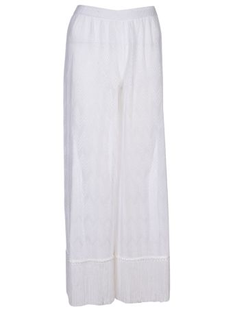 Missoni Zigzag Knit Trousers