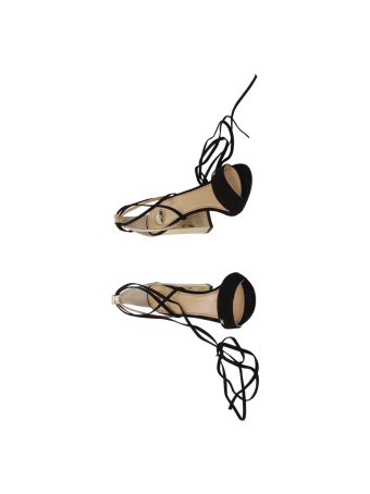 Elisabetta Franchi Leather Sandal