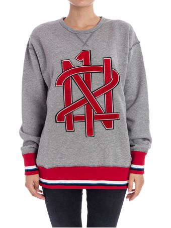 N.21 Cotton Sweatshirt
