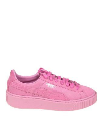 Puma Sneakers Platform Pink