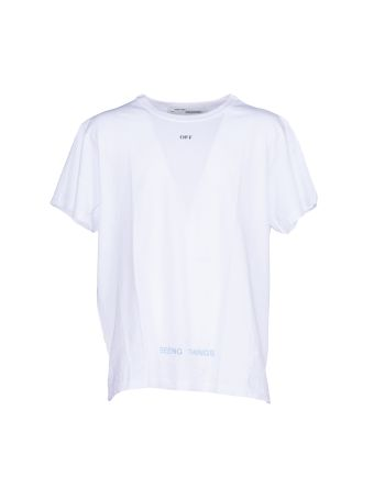 Off White Photocopy T-shirt