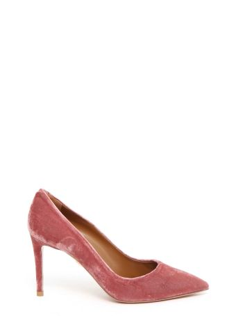 Aquazzura Simply Irresistible Velvet Pump