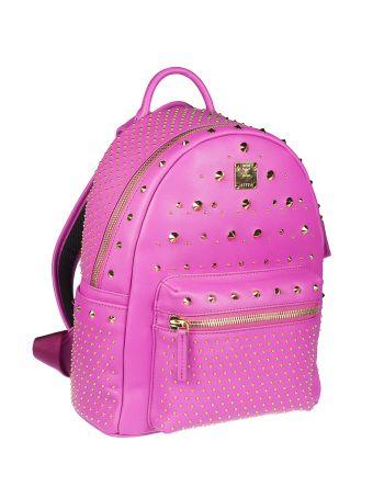 Mcm Mini Special Stark Backpack