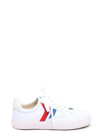 Celine Plimsole White Sneaker